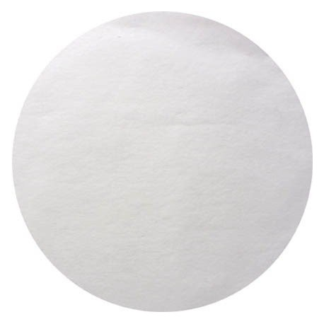 Nappe ronde blanche 2.40 m
