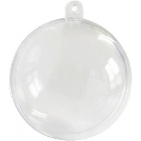 Boule transparente en plexi par 20