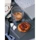 Tasse à café Lux By Starck cristal et soucoupe par 25