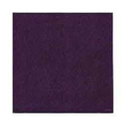 Serviette cocktaiprune papier jetable intissé 25x25 cm par 20