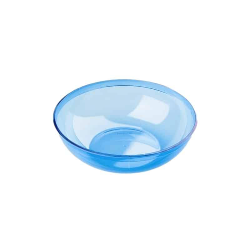 saladier bleu turquoise plastique r utilisable 3 5 l assiettes coupelles saladiers couleur. Black Bedroom Furniture Sets. Home Design Ideas