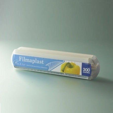 Film étirable avec Press & Cut 300m x 30cm à l'unité