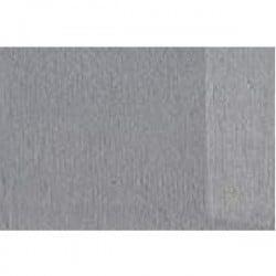 Nappe jetable rectangulaire argent Françoise Paviot 1.60 x 2.40 m intissé argent
