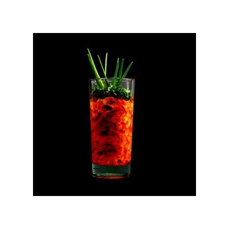 Verrine Tubo plastique jetable 4,5 cl par 20