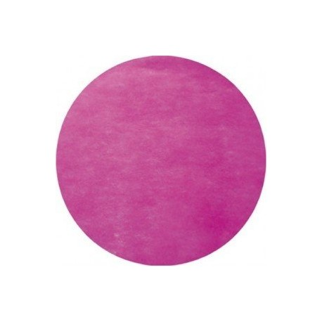 nappe jetable ronde m intiss fuschia nappes jetables en intiss rondes en rouleaux. Black Bedroom Furniture Sets. Home Design Ideas