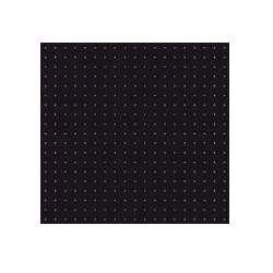 Serviette papier jetable cosmos noir pois Or, en intissé 40 cm par 20