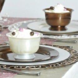 Coupe dessert chocolat 200 ml par 12