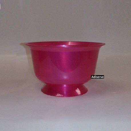Coupe dessert rose fuchsia 20 cl par 12