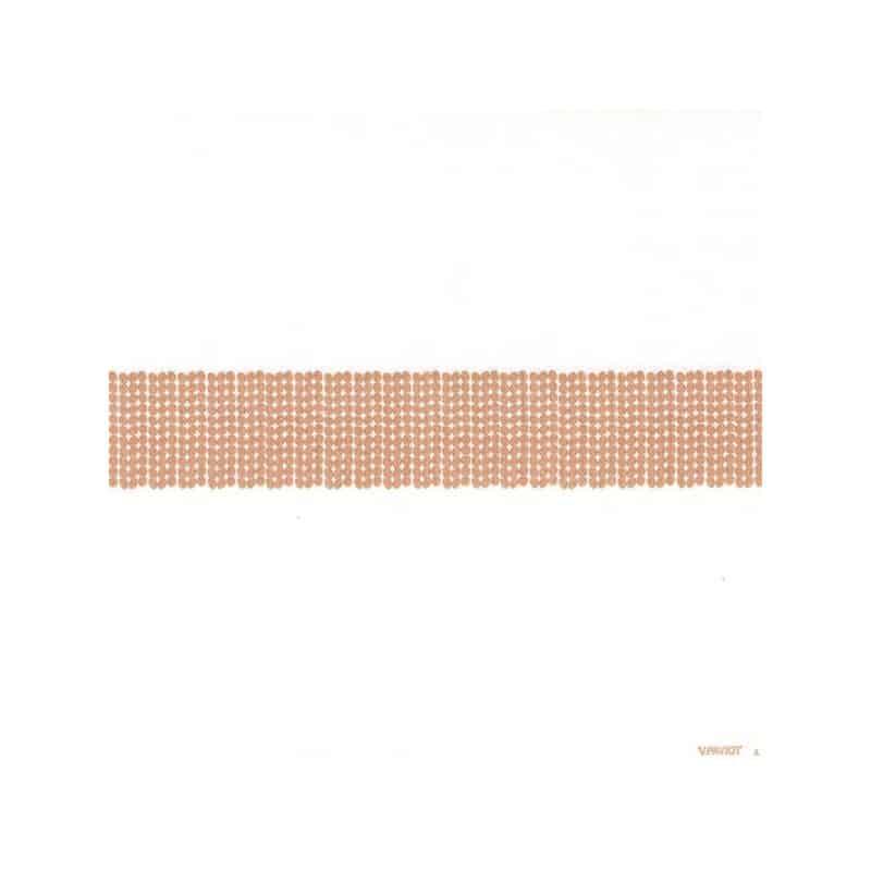 serviette papier jetable d cor bandeau paillet or en intiss 40 cm par 20 serviettes en. Black Bedroom Furniture Sets. Home Design Ideas