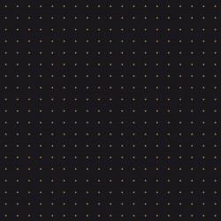 Serviette jetable en intissé noire ou argent à pois 40 cm par 20