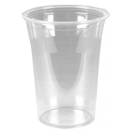 Verre en PLA biodégradable et compostable 575 ml par 50