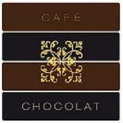 Serviette cocktail Paviot café chocolat 25 cm par 20