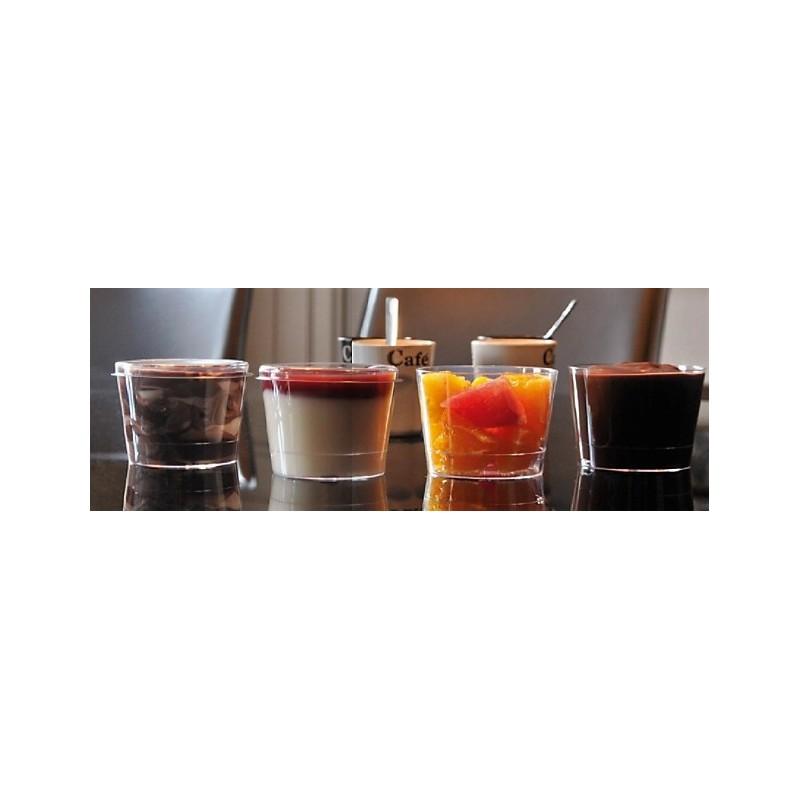 verre ou verrine bodega gm 25 cl par 20 verrines grand mod le plus de 10cl adiserve. Black Bedroom Furniture Sets. Home Design Ideas