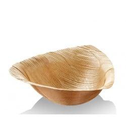 Bol Trigon en palmier 300 ml biodégradable compostable par 25