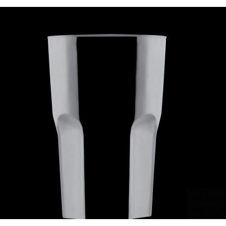 Verre réutilisable Granity SAN Noir 425 cc par 5