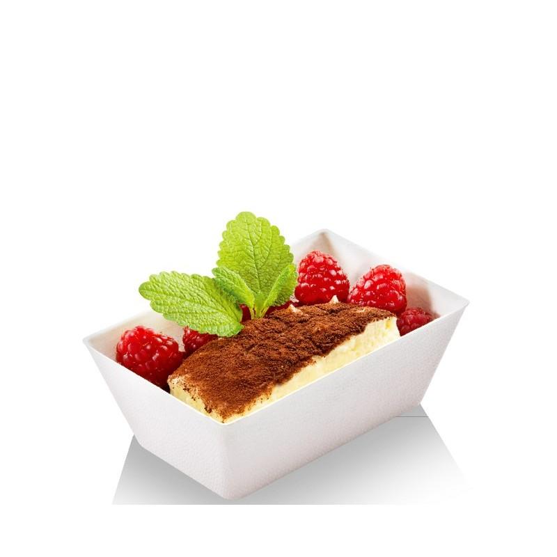 Coupe dessert en fibre de canne à sucre par 50 - Adiserve