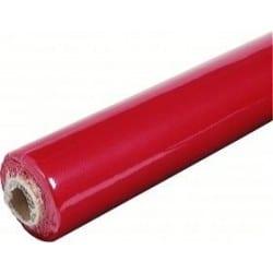 Nappe rouleau intissé 1,20 X 10 m rouge