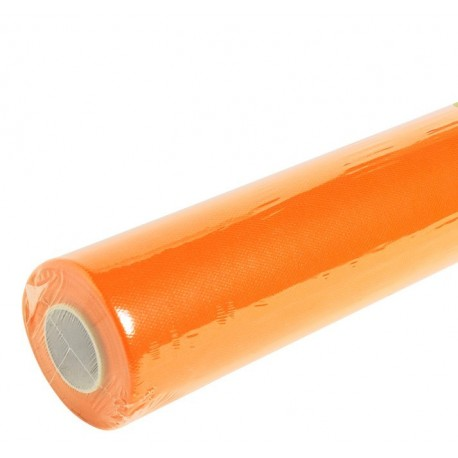 Nappe rouleau non tissé airlaid 1,20 X 10 m orange