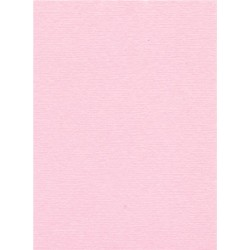 Nappe rectangulaire Paviot 1.60x2.40 m Rose pastel