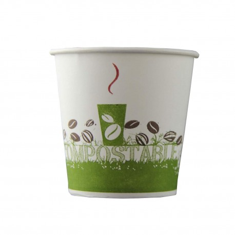 gobelet 10 cl biodégradable et compostable