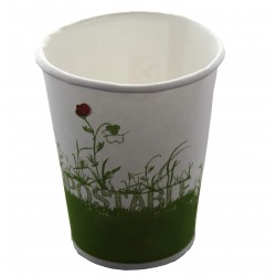 Gobelet jetable biodegradable compostable 24 cl par 40