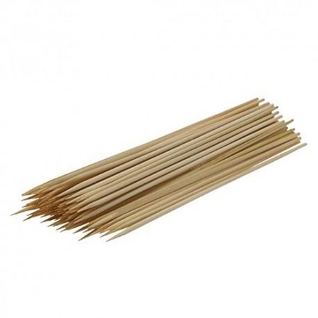 Pique à brochette en bois 18 cm par 100