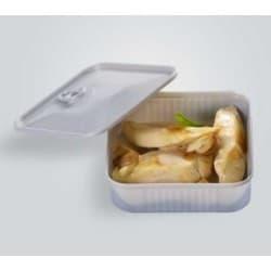 Verrine, tapas boite à sardines réutilisables et recyclables