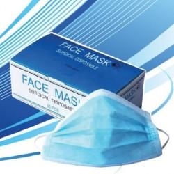 Masque type 2- Masque de protection- Chirurgical 3 plis