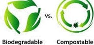 biodegradable compostable